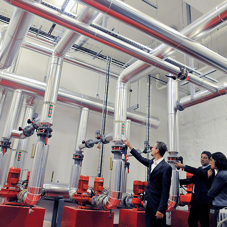 Audit énergétique bâtiments