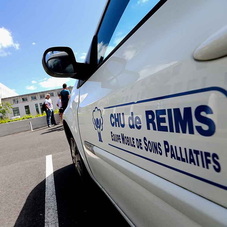 Audits énergétiques CHU Reims