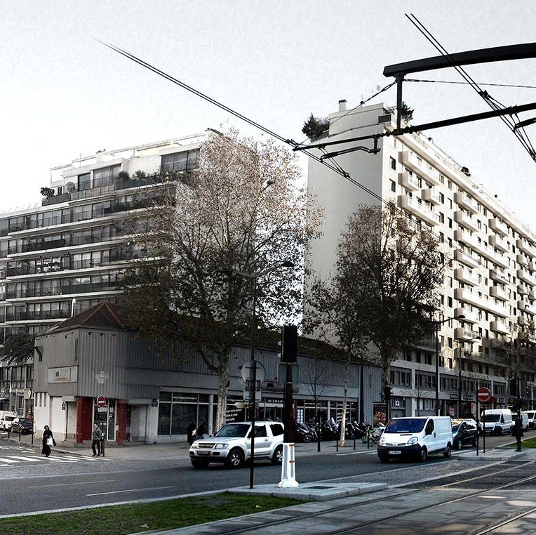 Sedp ateliers jourdan corentin issoire - Arrondissement porte d orleans ...