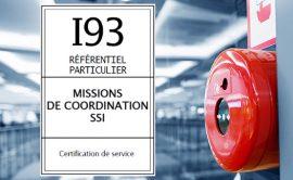 i93, certification i93, norme i93, Coordination SSI