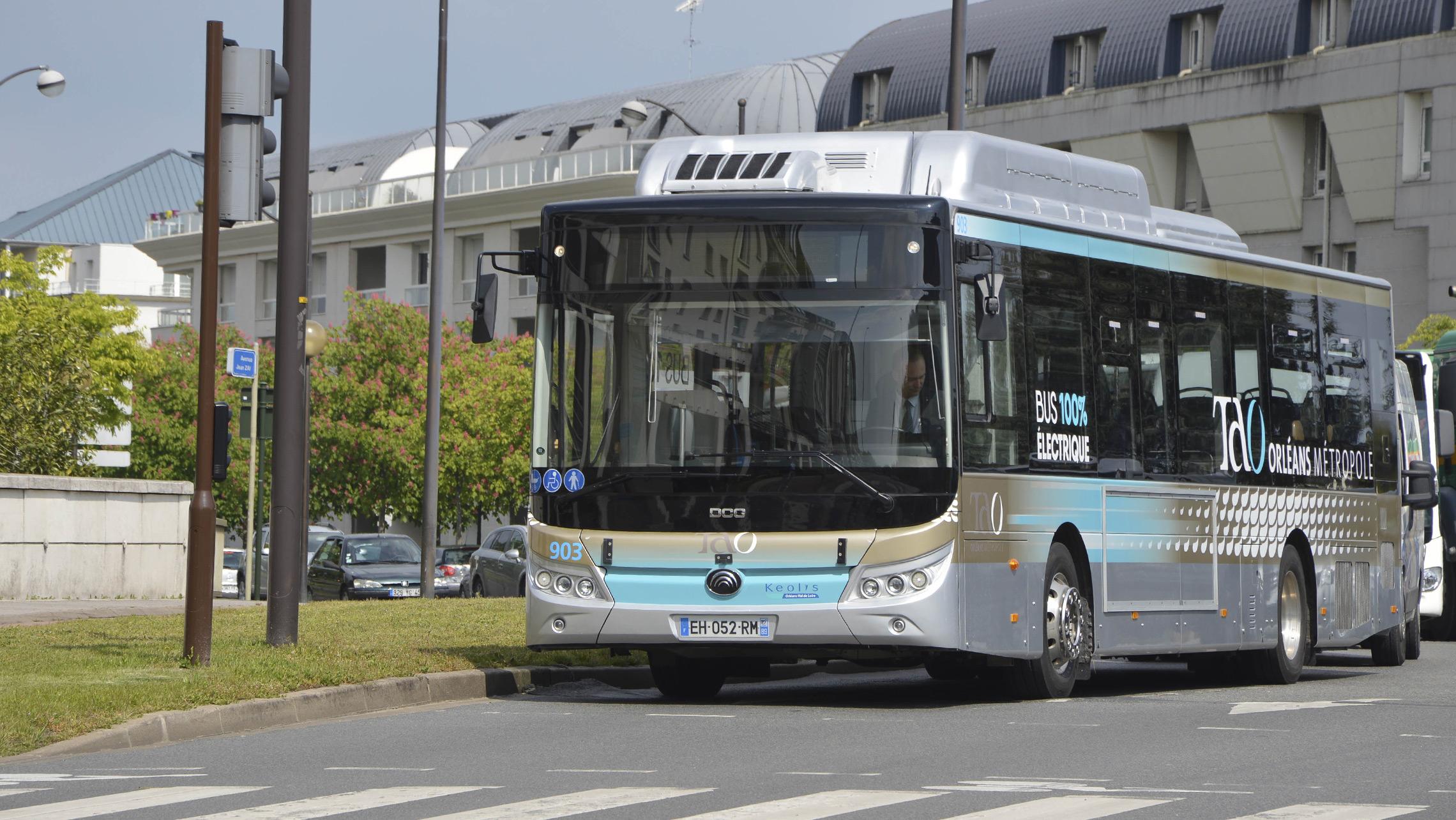 Orléans RATP et SYSTRA 3