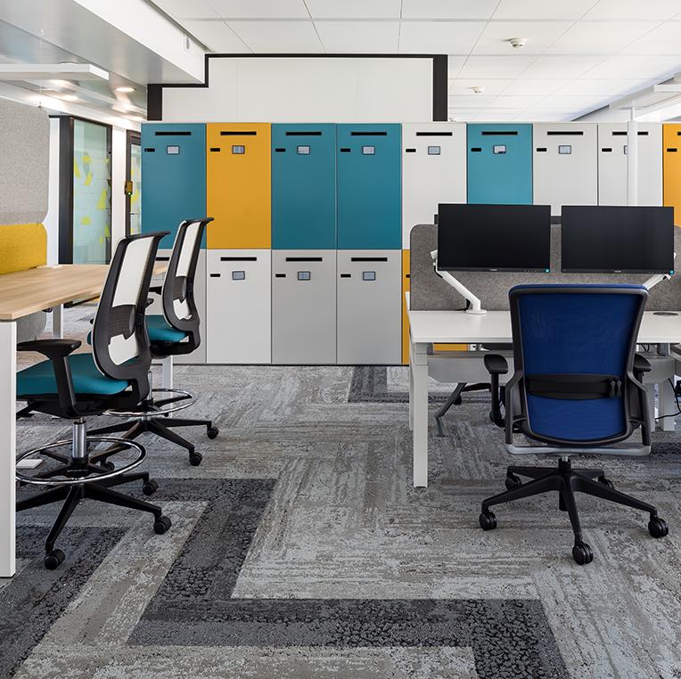 Aménagements d'espaces de coworking